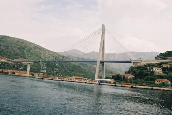 Ponte Stradale Strallato A Dubrovnik Studio Tecnico Ing